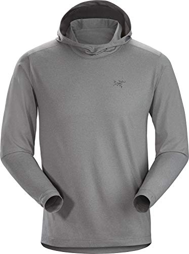 Arc'teryx Remige Hoody Men's (Cryptochrome, Small)
