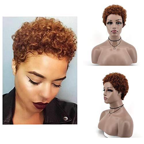 comprar pelucas mujer pelo natural morena online