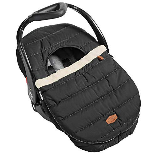 JJ Cole Car Seat Cover, Black Montana