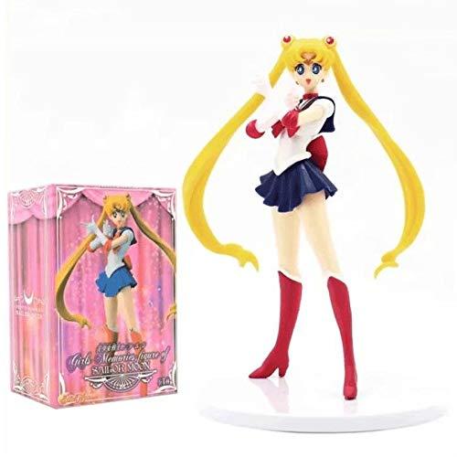 WZNING Anime Animatie Figuur Action geverfd Nieuw Second Dimension Leuke Sexy Rond Rollen Souvenir Simulation Doll Hobby Fan Artwork Desktop Creative Present Huwelijk Nieuwjaar Boxed (Color : E)