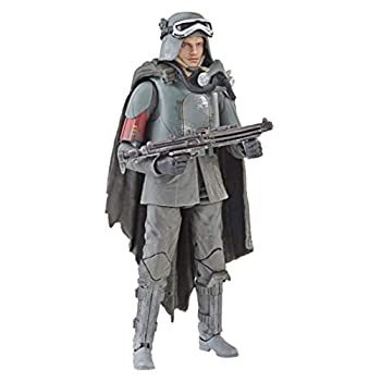 Star Wars The Black Series Han Solo  Mimban  6  Figure