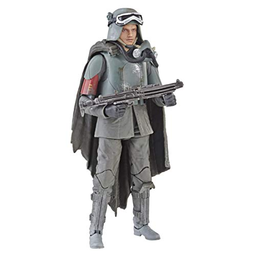 Star Wars The Black Series: 6'-Scale Han Solo (Mimban) Figure #78