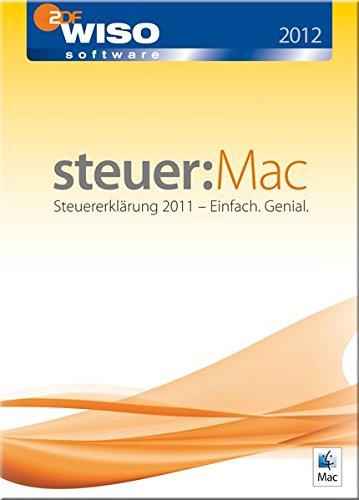 WISO steuer:Mac 2012 (für Steuerjahr 2011)
