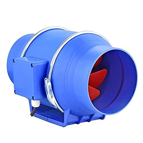 ZXMD Ventilador del conducto de Aire de Dos velocidades Ventilador Sub-Diagonal Sub-Diagonal Flujo silencioso Ventilador de Aire de Agua Potente Humo de Aceite Ventilador de Escape Ventilador