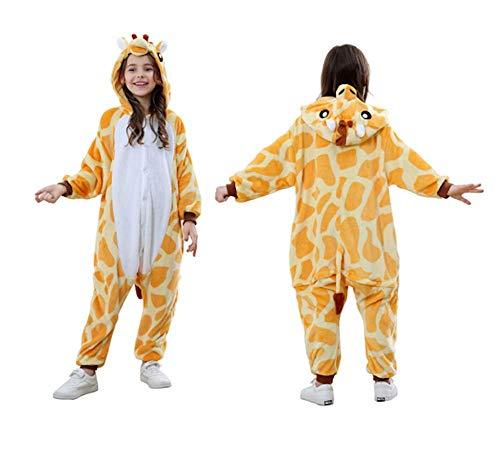 Pijama Jirafa Niña  marca Jammies For Parties