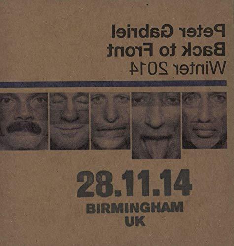 Back To Front Winter 2014: 28/11/14 Birmingham UK