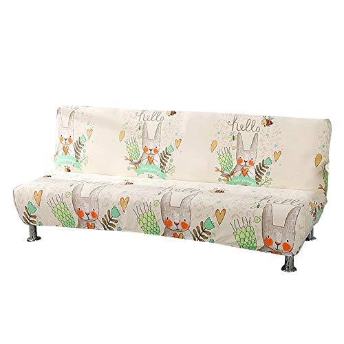 presentimer Funda de sofá universal elástica de 160190 cm