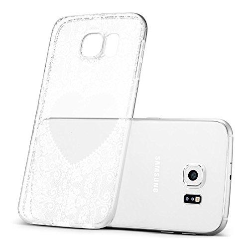 OOH!COLOR OOHCOLOR_IPHONE7PLUS_MGL026 Funda para teléfono móvil 14 cm (5.5') Transparente, Blanco - Fundas para teléfonos móviles (Funda, Apple, iPhone 7 Plus, 14 cm (5.5'), Transparente, Blanco)