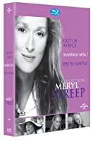 Collection Meryl Streep - Coffret - Out of Africa + Mamma Mia! + Pas si simple [Blu-ray]