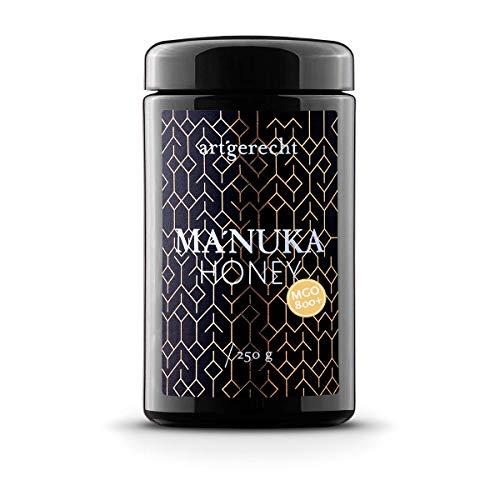 art´gerecht - MANUKA Honig - 250 g   MGO 800+ UMF (20+) 100% pur aus Australien
