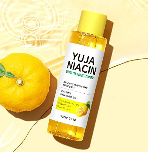 [Some by mi] Yuja Niacin Brightening Toner 150ml