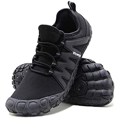 Amazon - Save 35%: Weweya Barefoot Shoes Men Minimalist Running Cross Training Shoe