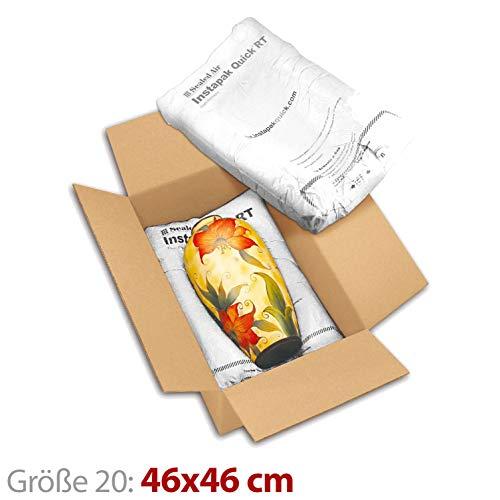Instapak Quick RT Schaumbeutel-Verpackung 46x46 cm (PACK 40 Stück)
