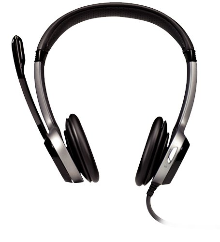 Logitech USB Headset H530 with Premium Laser-Tuned Audio