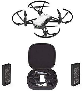 IZI DJI Tello Combo Camera Drone 5 MP-1 Extra Battery, 1 Tello Drone and 1 Carry Case