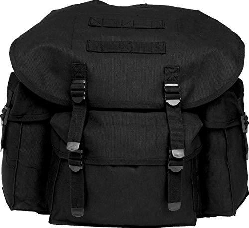 Bundeswehr Militär Rucksack XL schwarz