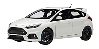 2016 Ford Focus RS Frozen White 1/18 Model Car by Autoart 72951