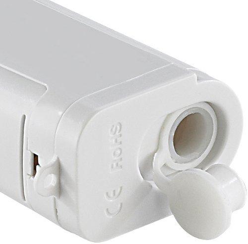 Pearl Mini ventilador de pulverizador con vaporizador fino, blanco, pack de 1 unidad