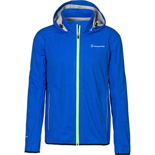 Nakamura He.-Funktions-Jacke Enno Midnight Navy/White-DEEP ROYAL - XXL