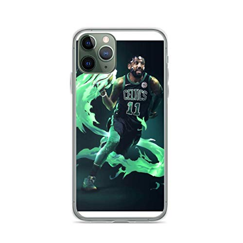 Phone Case Kyrie Irving 11 Celtics Basketball Compatible with iPhone 6 6s 7 8 X XS XR 11 Pro Max SE 2020 Samsung Galaxy Drop Shockproof Charm