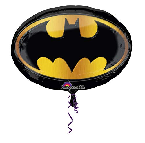 Folienballon SuperShape Batman Emblem