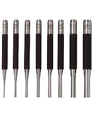 Starrett Set med drivrutiner, 8 delar bestående av 1 x artikelnummer 565A/B/C/D/E/F/G/H i plastfodral S565PC