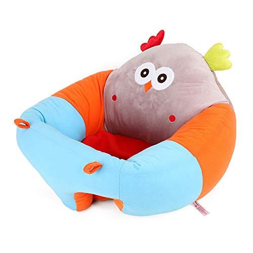 ZHUOHONG Silla de Aprendizaje para bebé, Juguete de Felpa para niños, sofá de Dibujos Animados, Asiento de Aprendizaje para bebé, Regalo Creativo