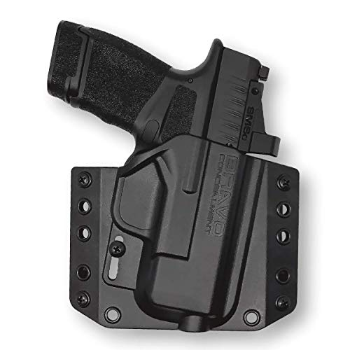 Springfield Hellcat Holster - OWB Holster for Concealed...