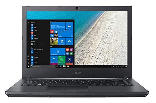 Acer TravelMate P2 TMP2510-M-33K8 Notebook con Processore Intel Core i3-7100U, RAM da 4 GB DDR4, 500 GB HDD, Display da 15.6  HD LED LCD, Scheda Grafica Intel HD 620, Windows Professional, Nero