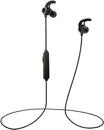 Freesolo S11 in Ear High Bass Wireless Bluetooth Earphones with Handsfree Mic + Free Carry Case (Black)