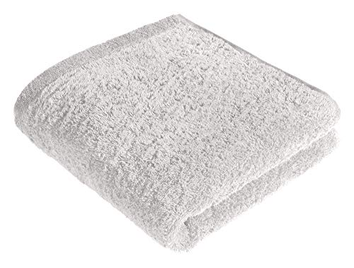 Cawö Home Handtücher Life Style Uni 7007 weiß - 600 Handtuch 50x100 cm