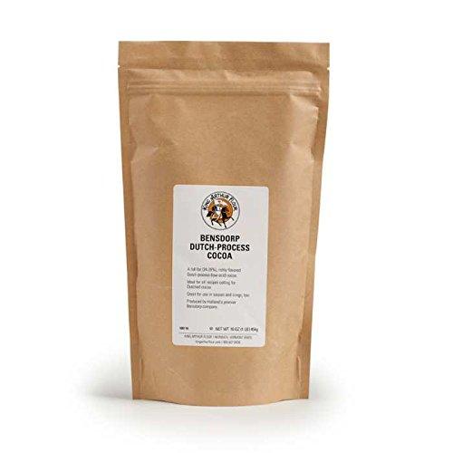 King Arthur Flour Bensdorp Dutch-Process Cocoa (16 Oz)