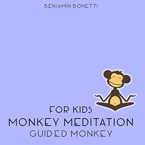 Guided Monkey Meditation - Meditation for Kids Titelbild