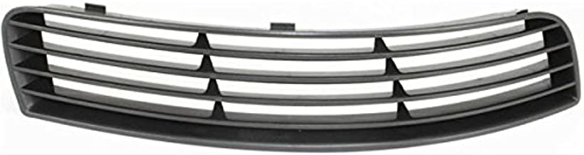 Koolzap For 05-10 Chevy Cobalt Front Bumper Fog Lamp Cover Grill Grille Right Passenger Side