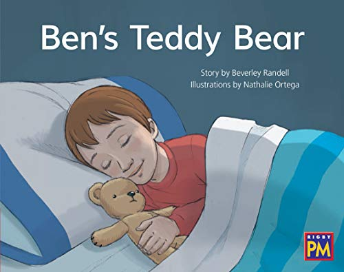 Compare Textbook Prices for Ben's Teddy Bear: Bookroom Package Red Fiction Level 5 Grade 1 Rigby PM Collection  ISBN 9780358185024 by