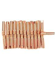 25 stuks stroommondstuk 11-35 / ⌀ 0,9 mm voor Tweco Mini / # 1 en Lincoln Tweco MIG laspistool