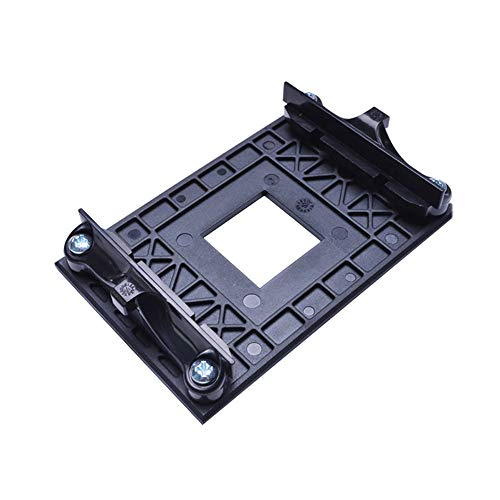 AMD Soporte de ventilador de CPU para AM4 (B350 X370 A320 X470) soporte de montaje de retención de tomacorriente,para radiadores de tipo gancho refrigerados por aire refrigerados por agua (B120/B240)