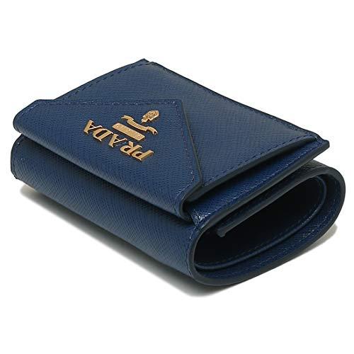 プラダ(PRADA)『サフィアーノレザー財布(1MH021_2E3K)』