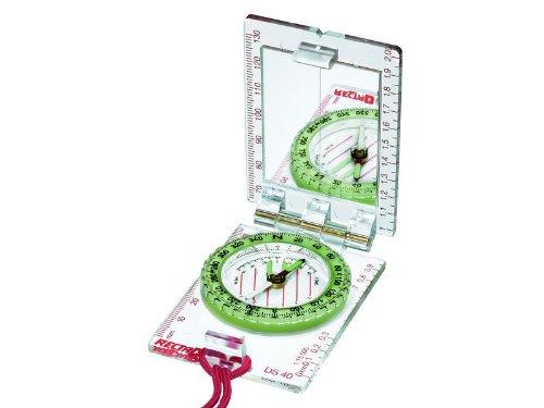 Recta 0 Kompass DS 40, Kunststoff-Gehäuse Messer, weiß, M