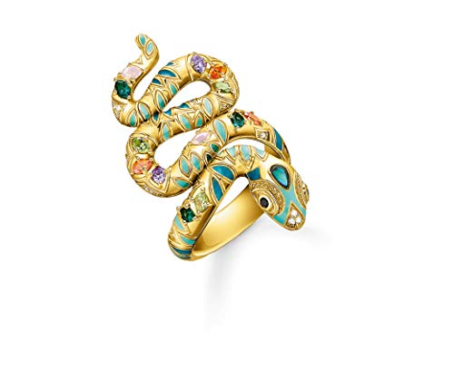 Thomas Sabo anillo Mujer Plata esterlina No aplica - TR2338-974-7-54