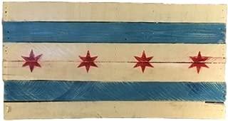 chicago flag pallet