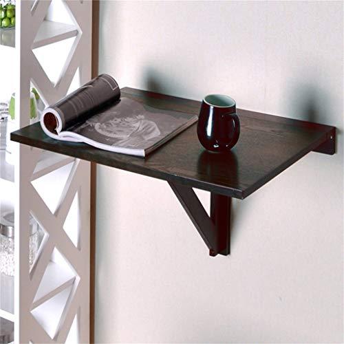 ZXL Ook muur tafel salontafel stealth muur tafel rechthoek Eenvoudige huishoudelijke opknoping tafel opklapbare keuken opklapbare tafel, keuken en eettafel, bureau, kinderen, kindertafel