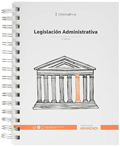 Legislación Administrativa (LeyItBe) (Papel + e-book) (Cód