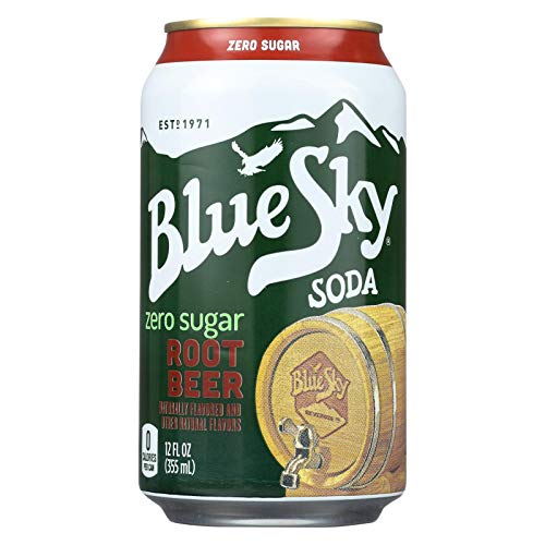 Blue Sky Soda - Root Beer - Case Of 4-6/12 Fl Oz