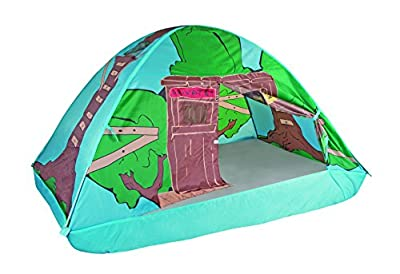 Pacific Play Tents Kids Tree House Bed Tent Playhouse