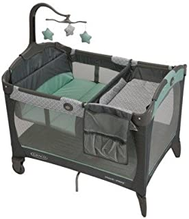 Graco Pack 'n Play with Change 'n Carry - Manor