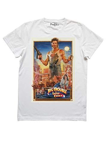 Pressyou T-Shirt - Grosso Guaio a Chinatown - Jack Burton - by 00409 (m Donna)