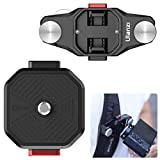 ULANZI Camera Backpack Quick Release Mount, Shoulder Strap Mount Waist Belt Mount Holder Camera Clip for DSLR Sony a6400 a6500 a6600 Canon Nikon Compact Camera