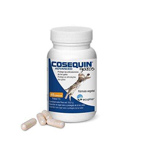 Cosequin SE506115 Cuidado Cadera y Articulaciones Canino Gatos 45Cap 🔥