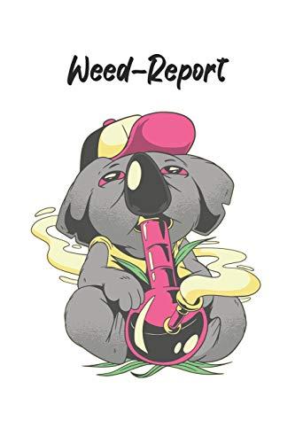 Notizbuch - Stoned Koala: perfektes...
